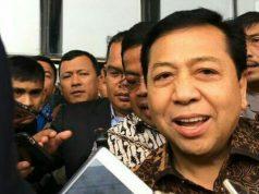 KPK Tetapkan Setya Novanto Sebagai Tersangka Korupsi E-KTP