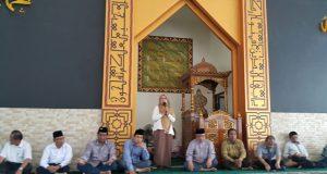 Melepas Jemaah Haji, Rektor UIM Harap Keberangkatan Dosen ke Tanah Suci Dapat Membawa Keberkahan