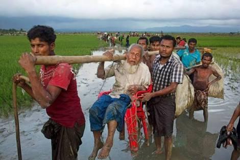 Abdul Hadi WM: Waspadai Upaya Menutup-nutupi Perang Agama dan Kebencian Terhadap Islam di Myanmar