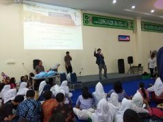 SMP Percik Gelar Try Out SD se-DKI Jakarta
