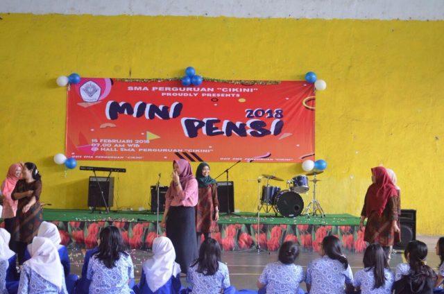 OSIS SMA dan SMK Musik Perguruan Cikini Bekerjasama Gelar Mini Pensi