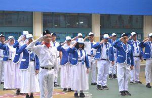 bagian dari soft skill adalah pembinaan disiplin untuk melahirkan generasi muda patriotis
