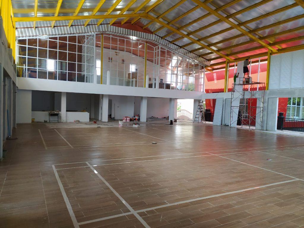 Hall Bulutangkis